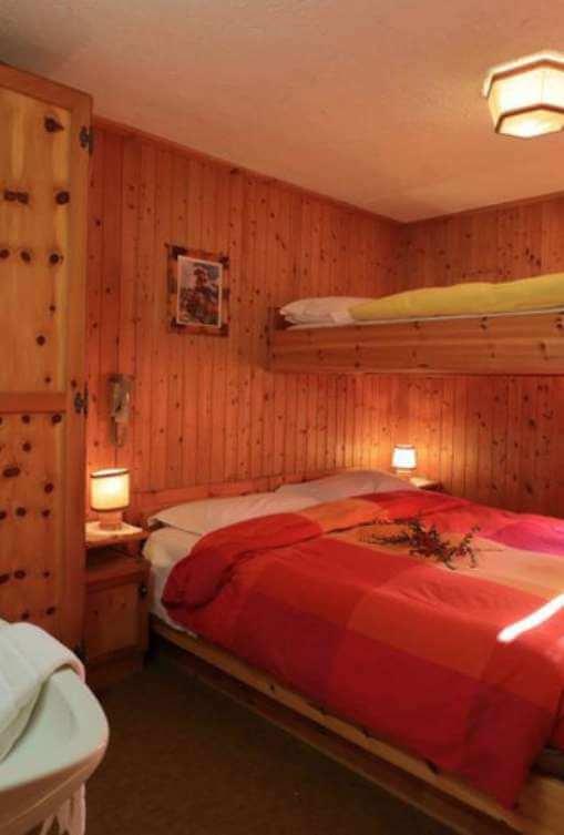 Ristorante Rifugio Alpenrose - Le camere