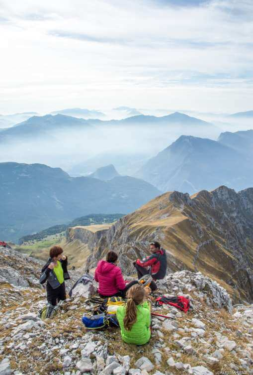 Ristorante Rifugio Alpenrose - Cima Ghez